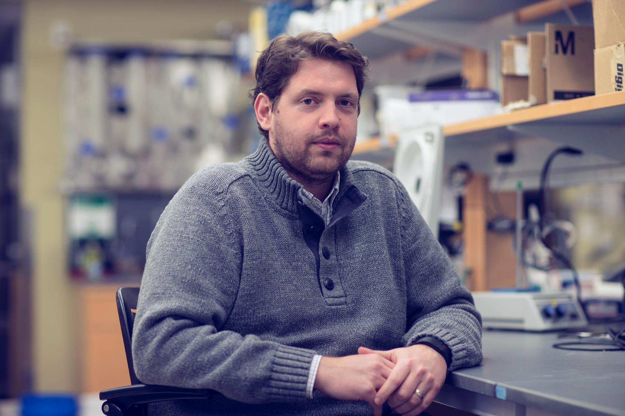 Biologist Ali Deniz Güler focuses on identifying neural circuits governing biological rhythms, providing therapeutic targets for diseases.