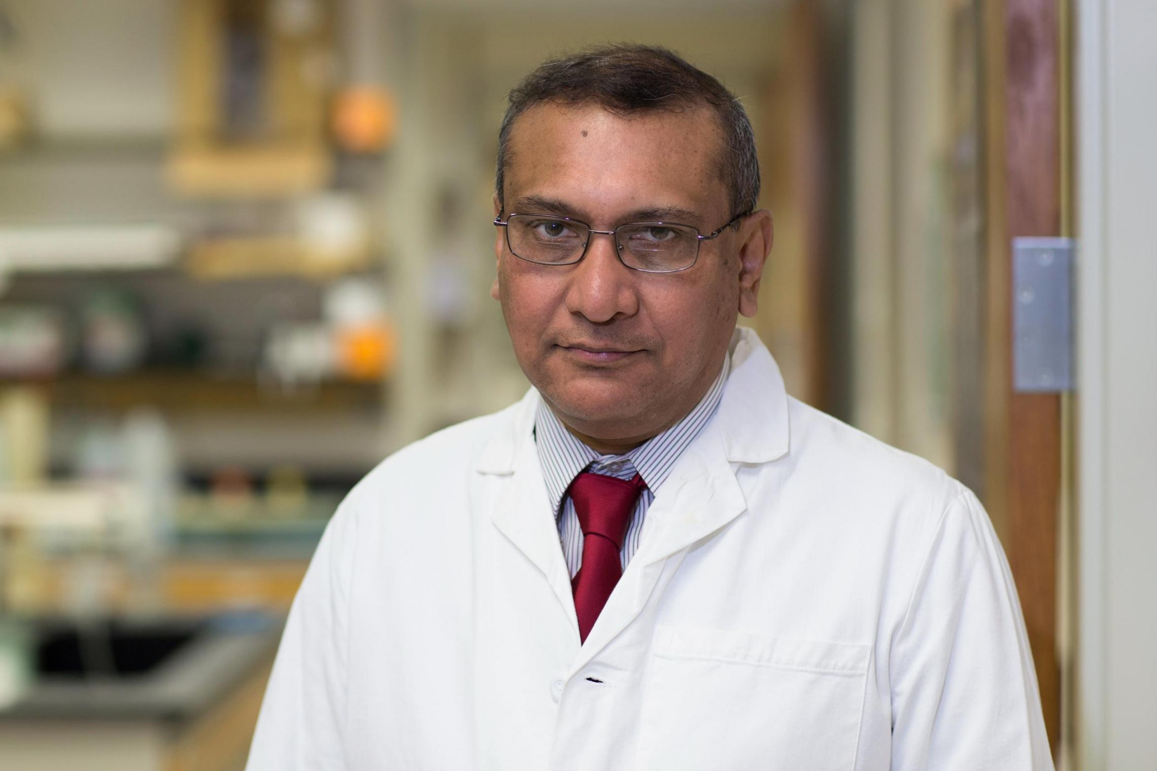 "Anindya Dutta said that despite a vaccine, HPV cancers are likely ""here to stay. So we need new therapies."""