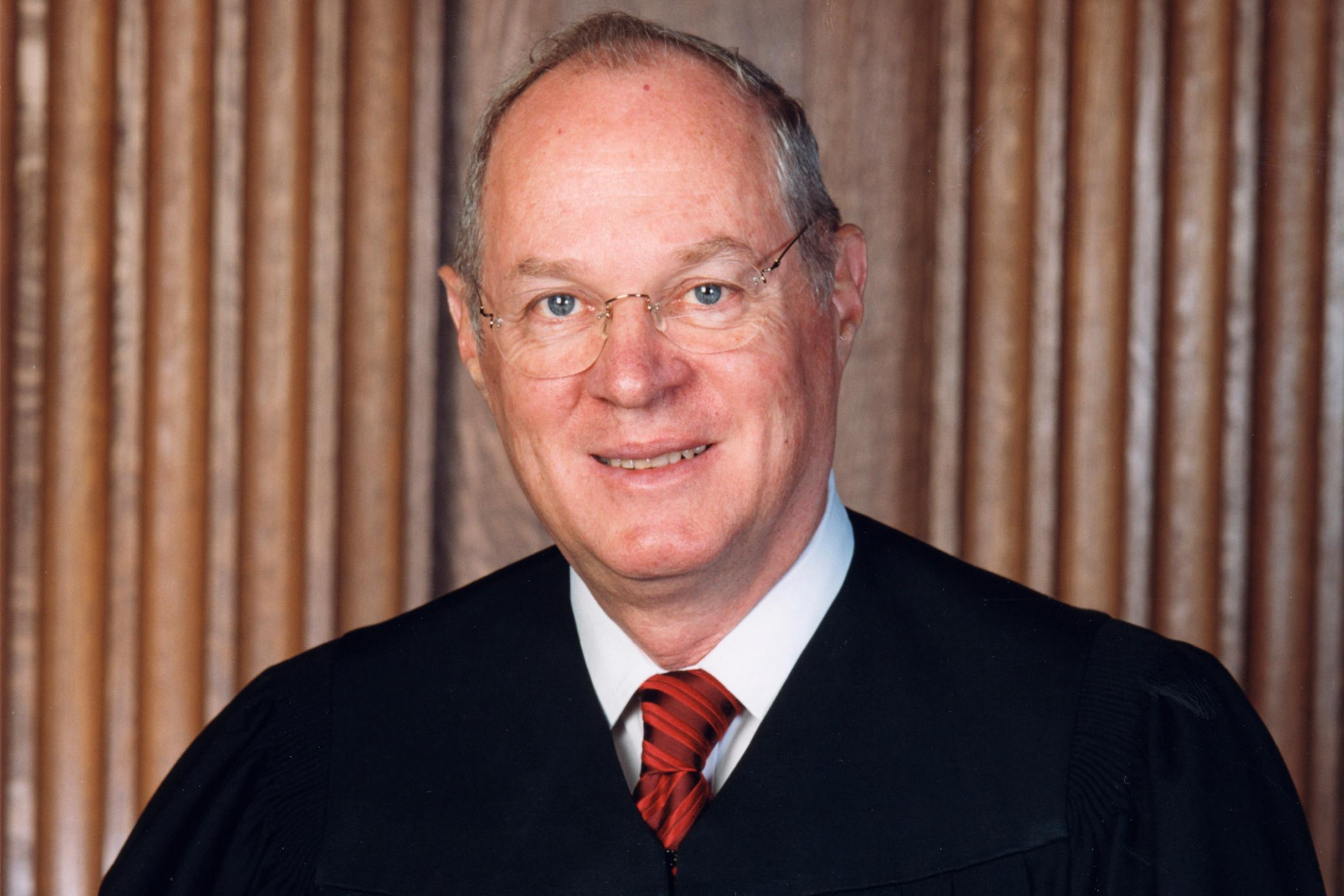 Justice Anthony Kennedy announced his retirement from the Supreme Court on Wednesday. (Photo courtesy of UVA's School of Law)