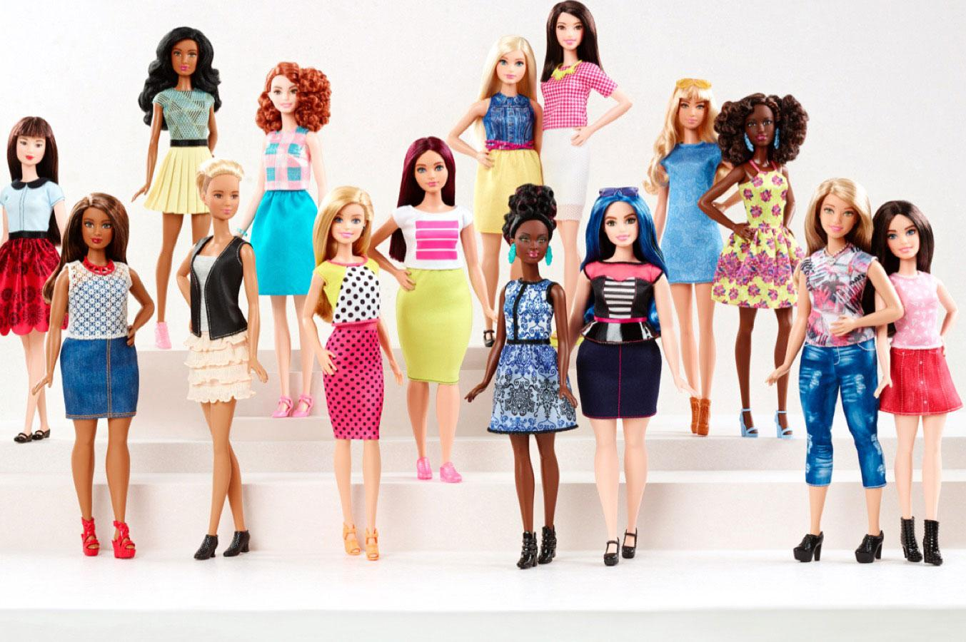 new shapes for the old barbie: will it make a difference? | uva today