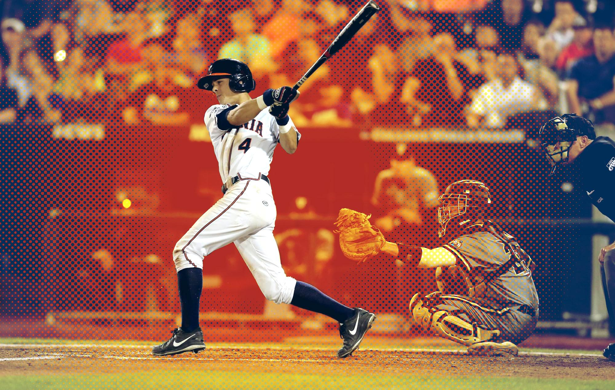 After winning it all last season, UVA embarks on the road to Omaha and the College World Series this weekend.