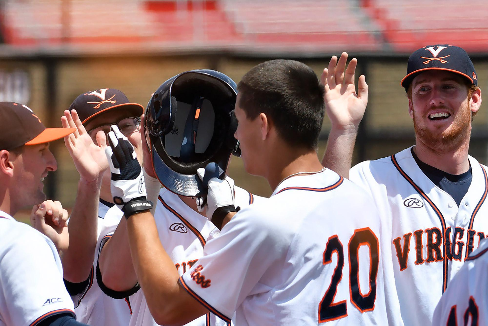 'Hoos Aiming To Be Road Warriors Again as NCAA Baseball Tournament Begins