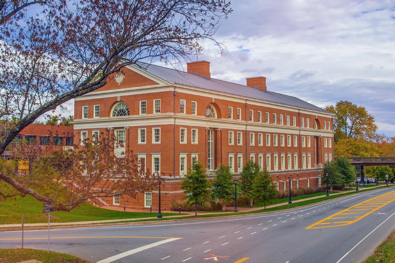 Bavaro Hall, UVA Curry School of Education