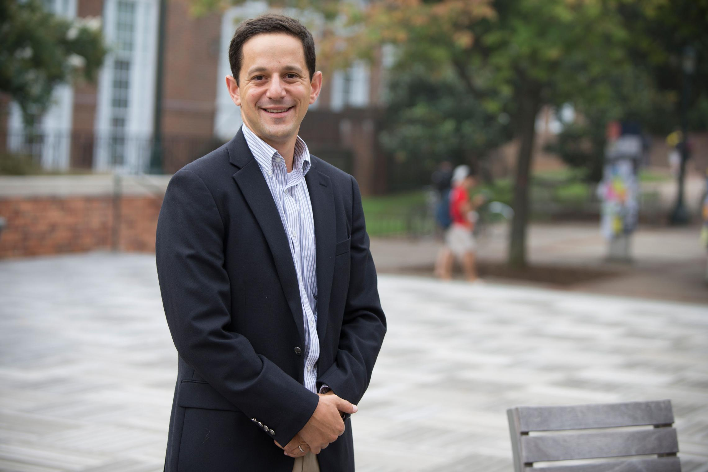Benjamin Castleman, assistant professor of education and public policy in UVA's Curry School of Education, offers advice for low-cost methods to boost educational achievement in his new book.