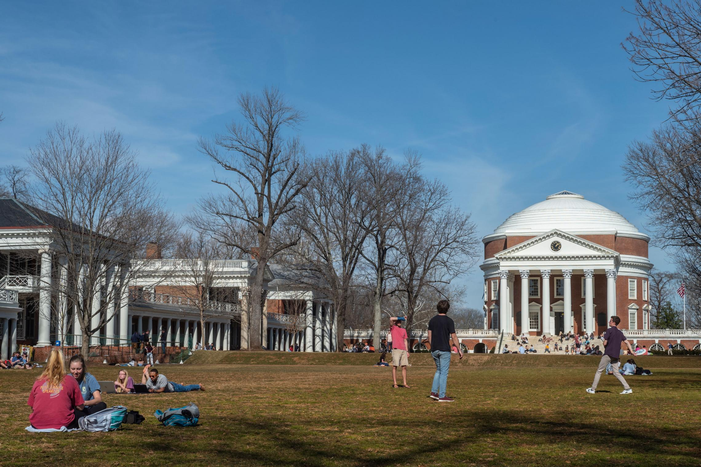 Kiplinger Ranks UVA as No. 4 Value in Public Education