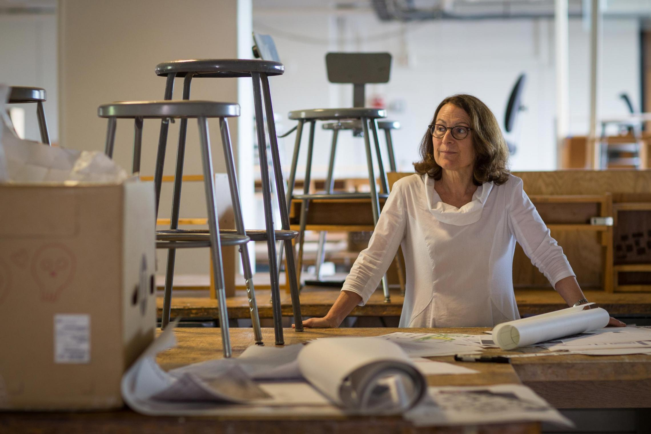 Elizabeth K. Meyer is the Merrill D. Peterson Professor of Landscape Architecture at UVA and founded UVA's Center for Cultural Landscapes.