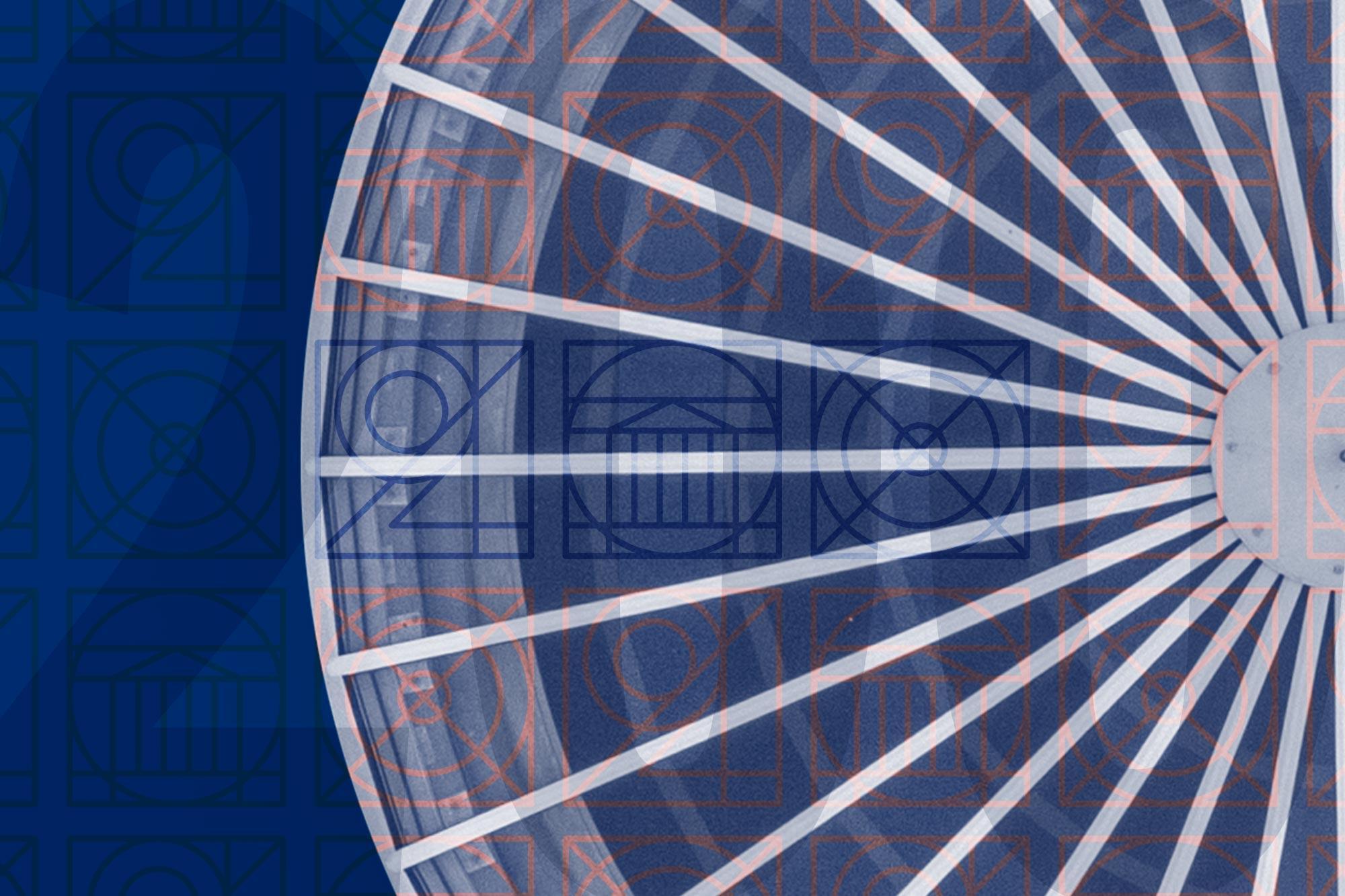 UVA bicentennial design