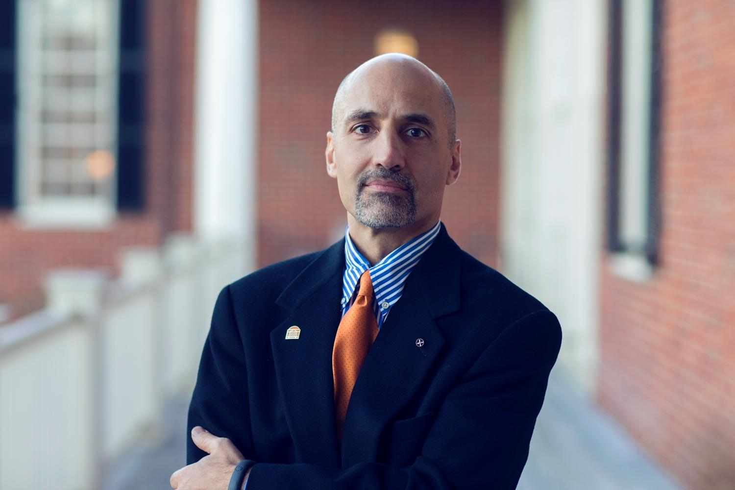 Former National Security Council aide William Antholis is now the director of the Miller Center at UVA.