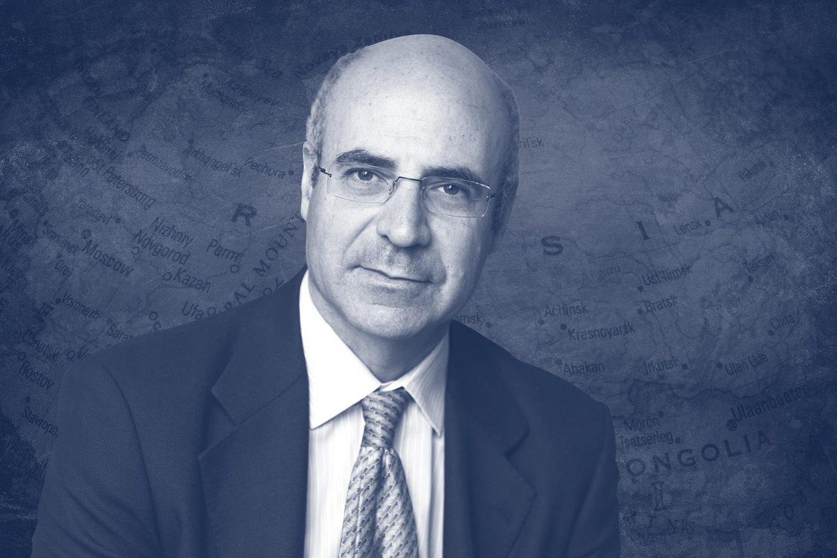 Anti-corruption activist William Browder headlines the Democracy Initiative CLEAR Lab's Tuesday event.