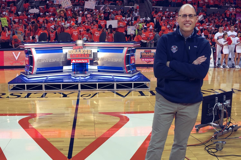 Q&A: ESPN's Bill Hofheimer Talks UVA Glory Days, the