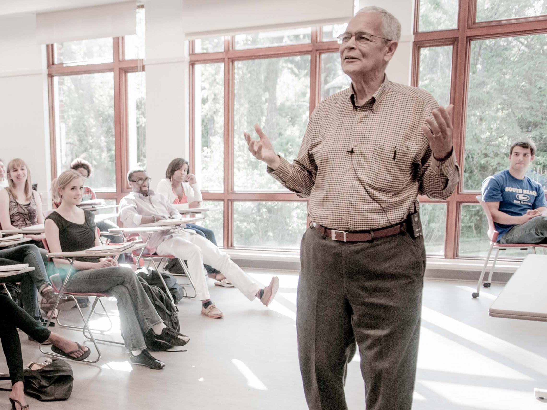 rights of senior citizens essay