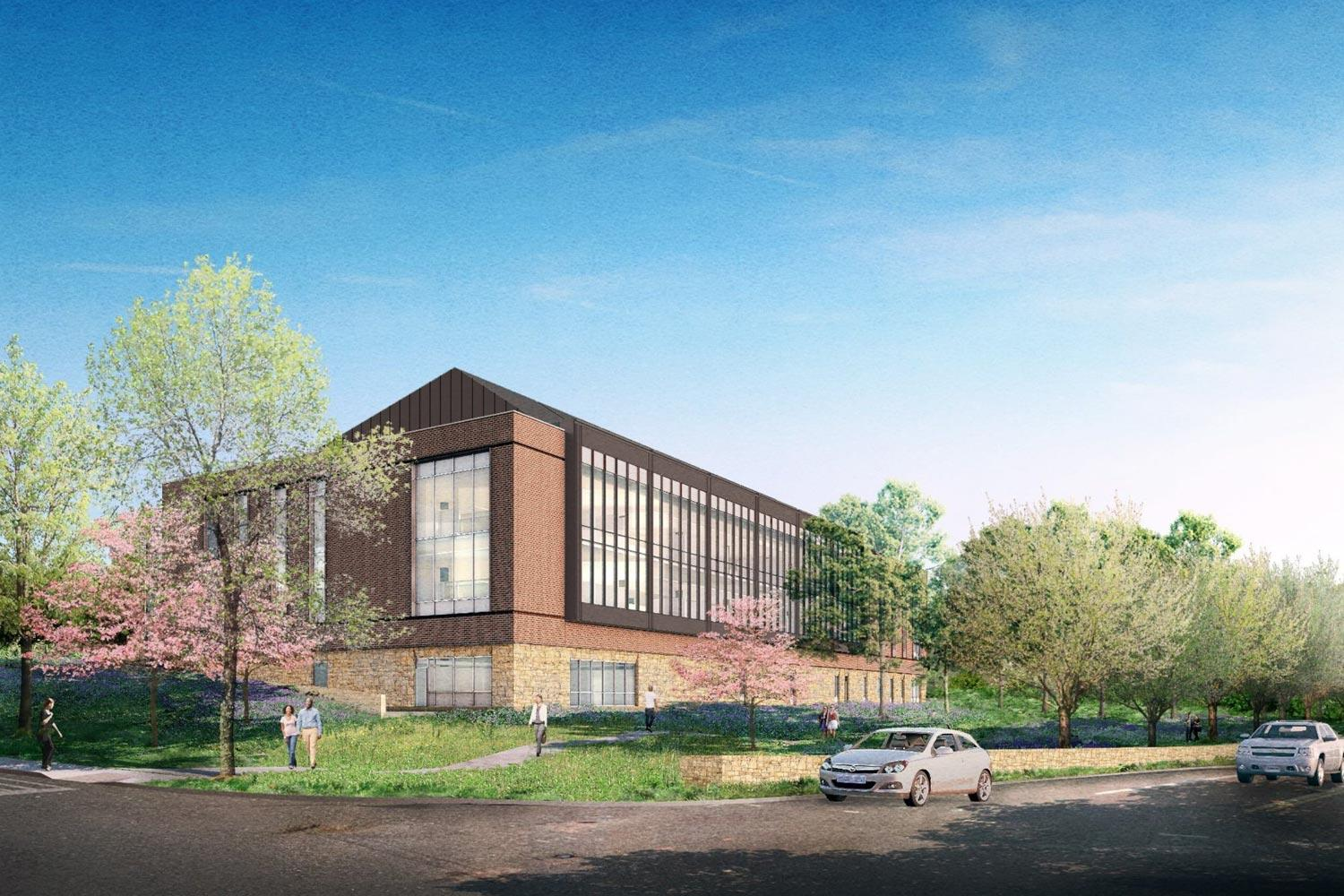 Groundbreaking for the planned orthopedic center is expected in September.
