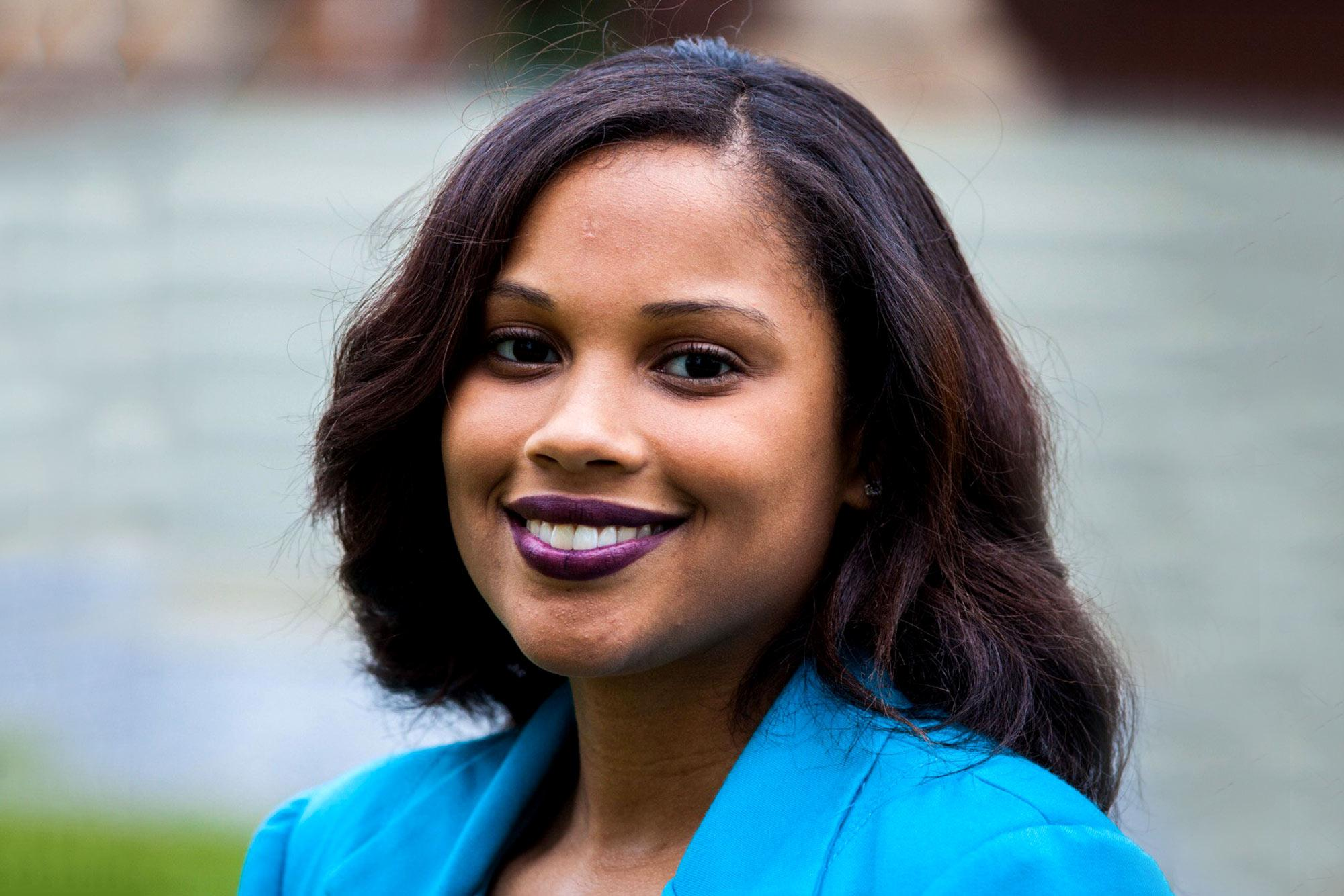 Bowles is a 2014 alumna and one of the youngest elected officials in the state.