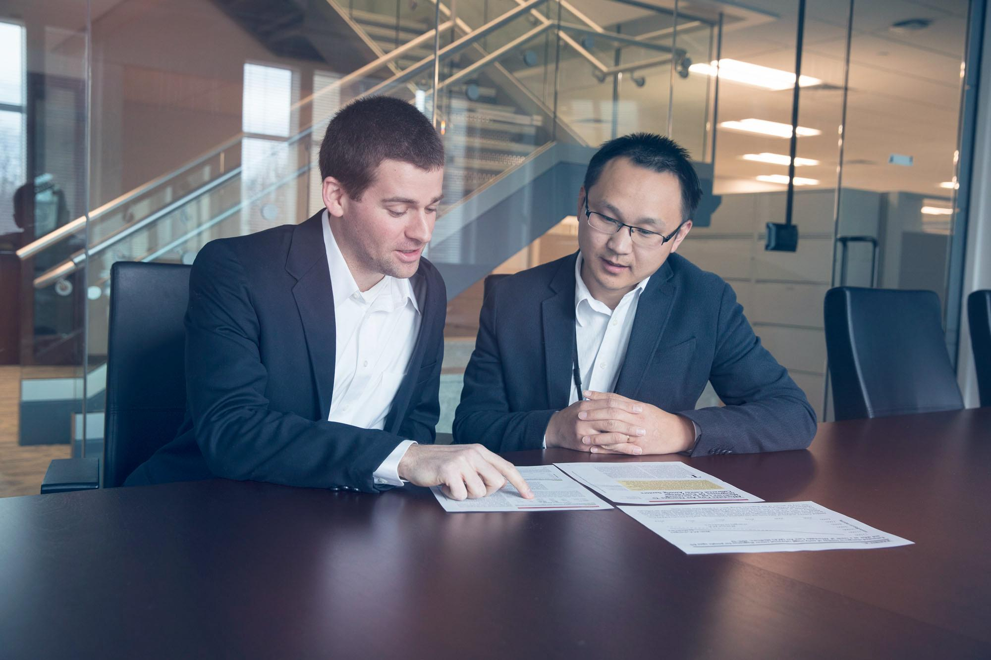The study's coauthors are Brett Lissenden, a fifth-year student in UVA's economics Ph.D. program, and Aaron Yao, an assistant professor in the Department of Public Health Sciences.
