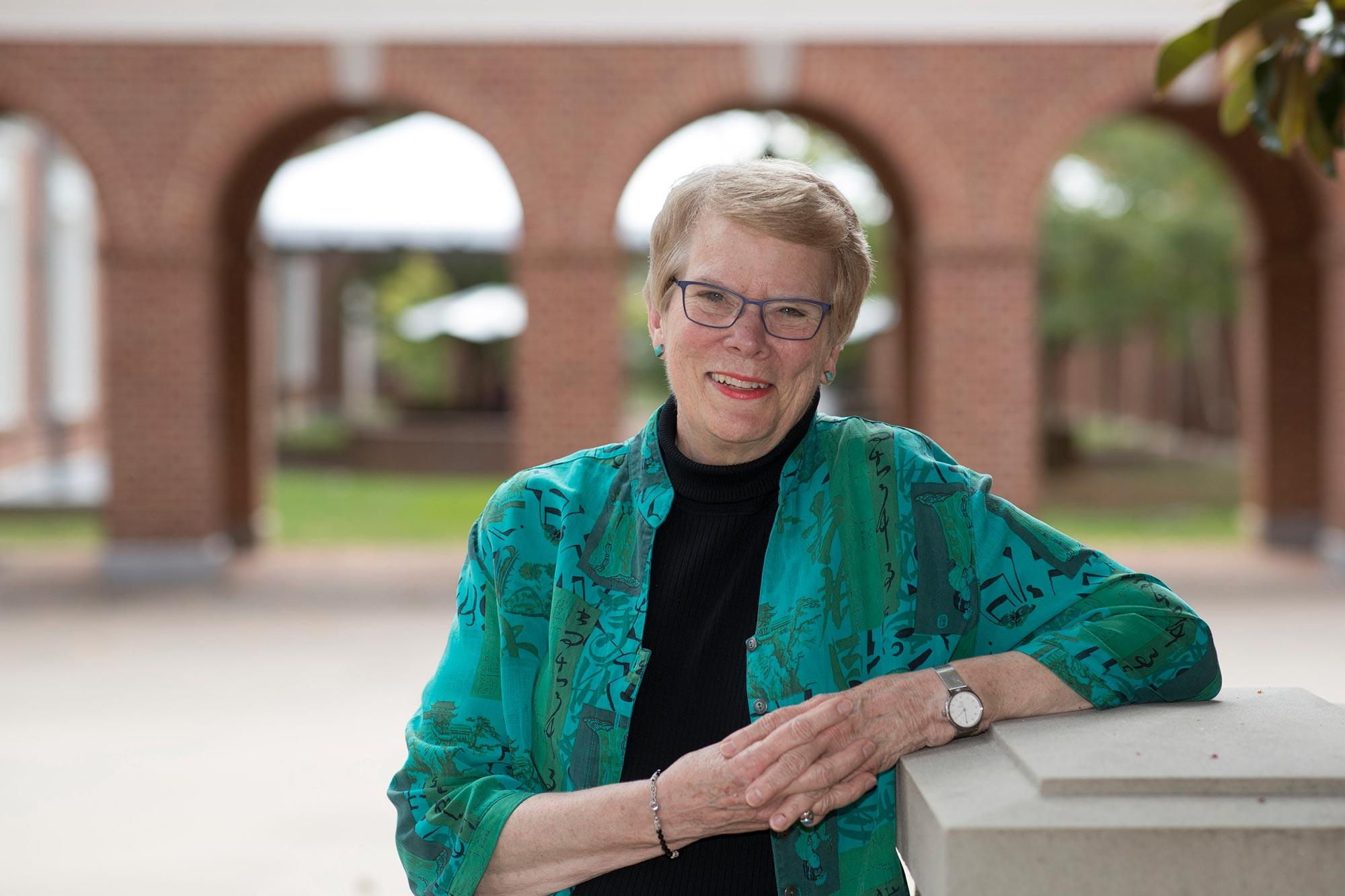 "Curry professor Carol Tomlinson defines differentiated instruction as ""teaching with the children in mind."""