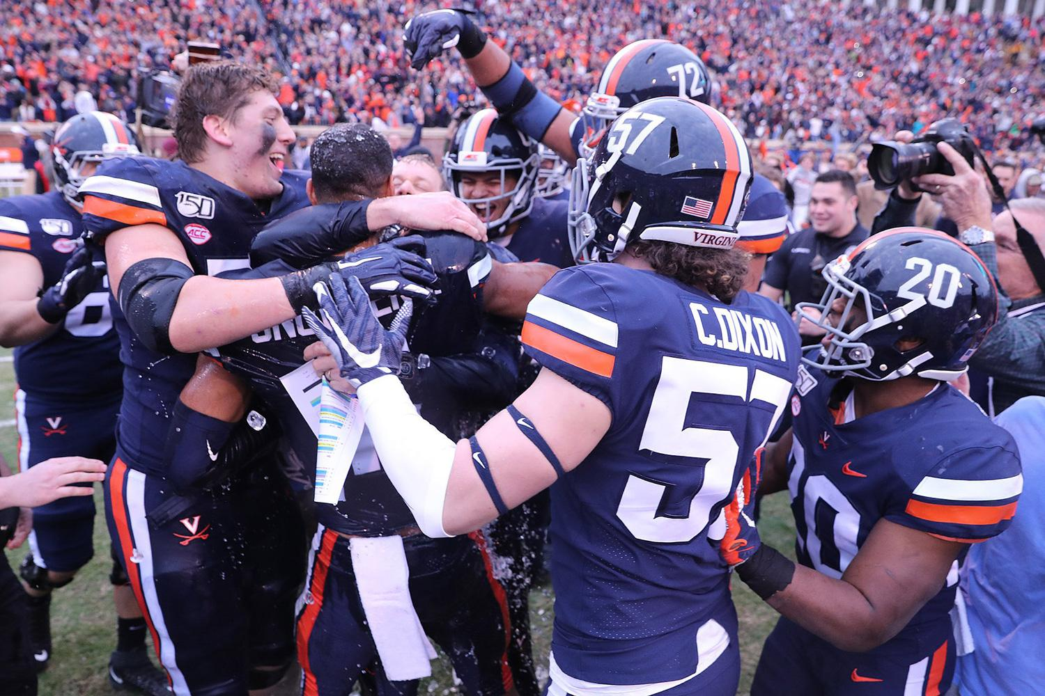 The Hoos had lots to celebrate the day after Thanksgiving.
