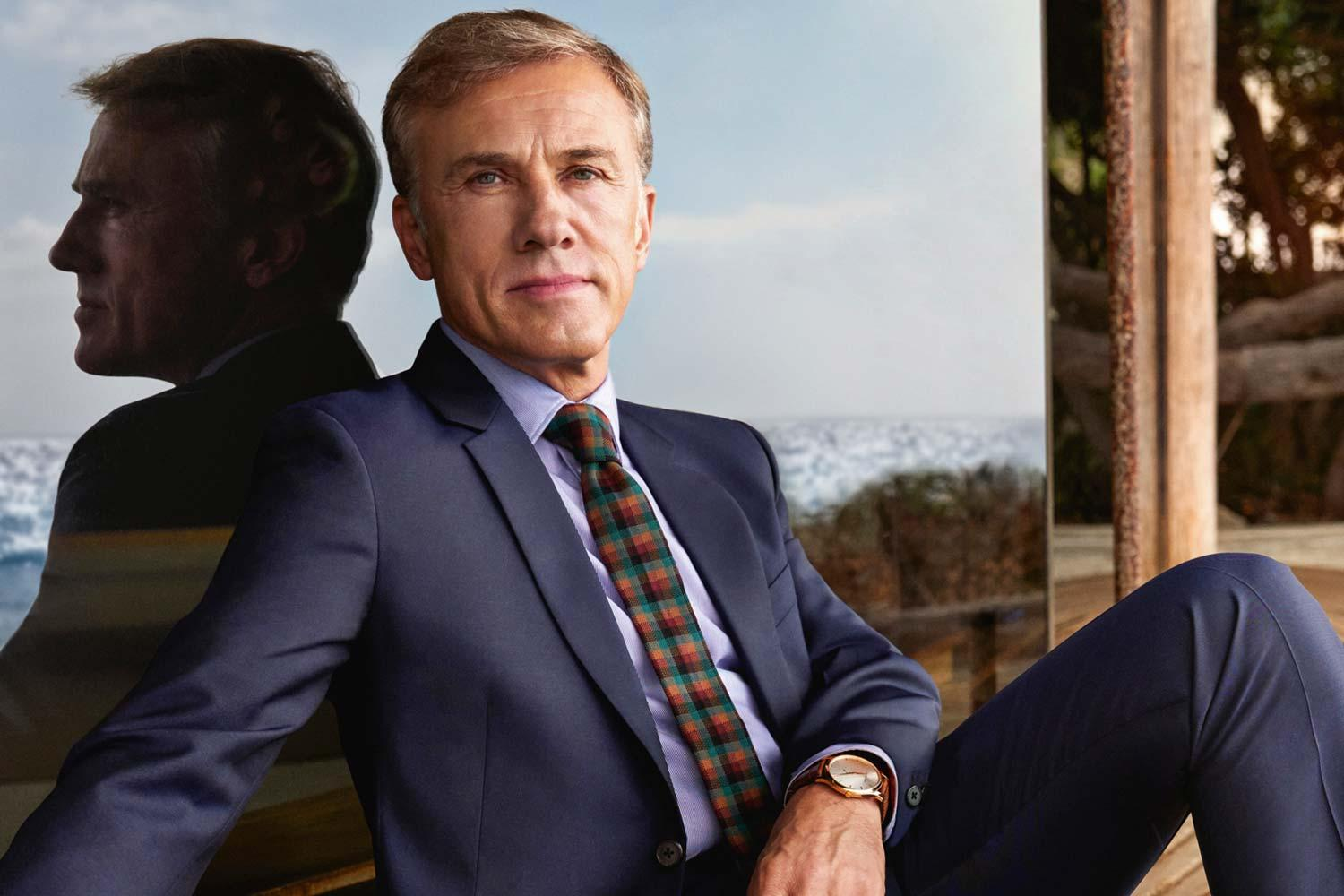 """Christoph Waltz won best supporting actor Oscars for his roles in a pair of Quentin Tarantino films, """"Inglorious Basterds"""" and """"Django Unchained."""""""