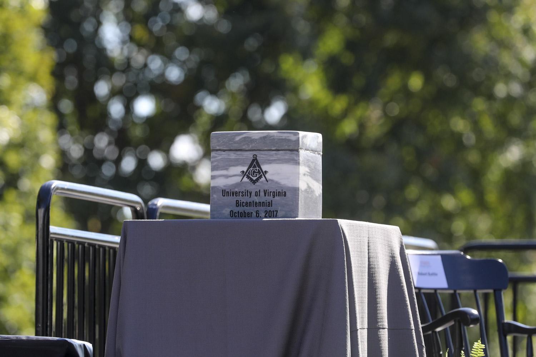 University Commemorates Cornerstone Ceremony That Started It All