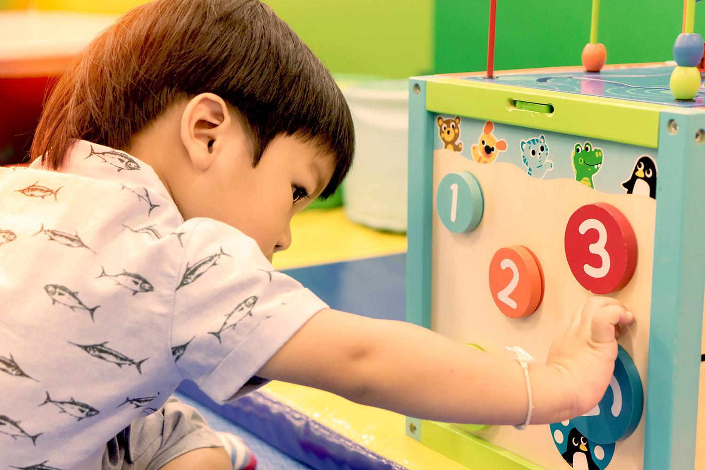 study preschools top home based care in preparing children for