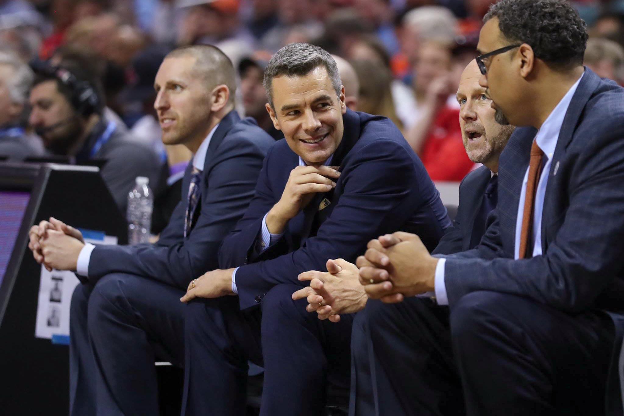UVA men's basketball coach Tony Bennett is known not just for wins, but for his emphasis on character and leadership development, on and off the court.