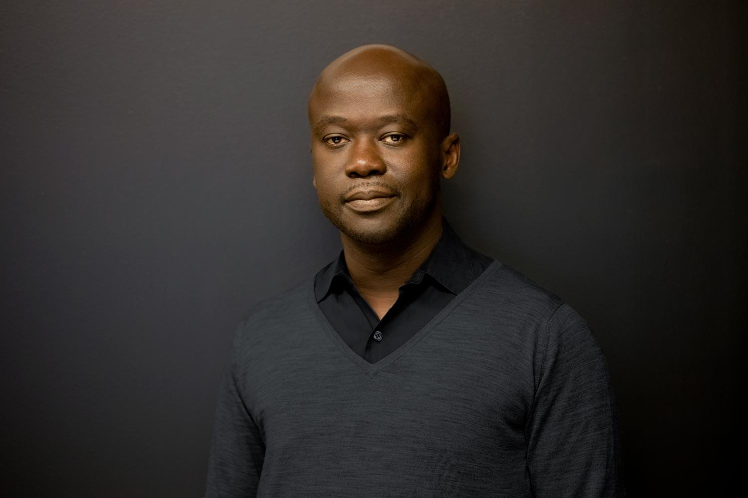 Sir David Adjaye is recognized as a leading architect of his generation. (Photo by Ed Reeve)