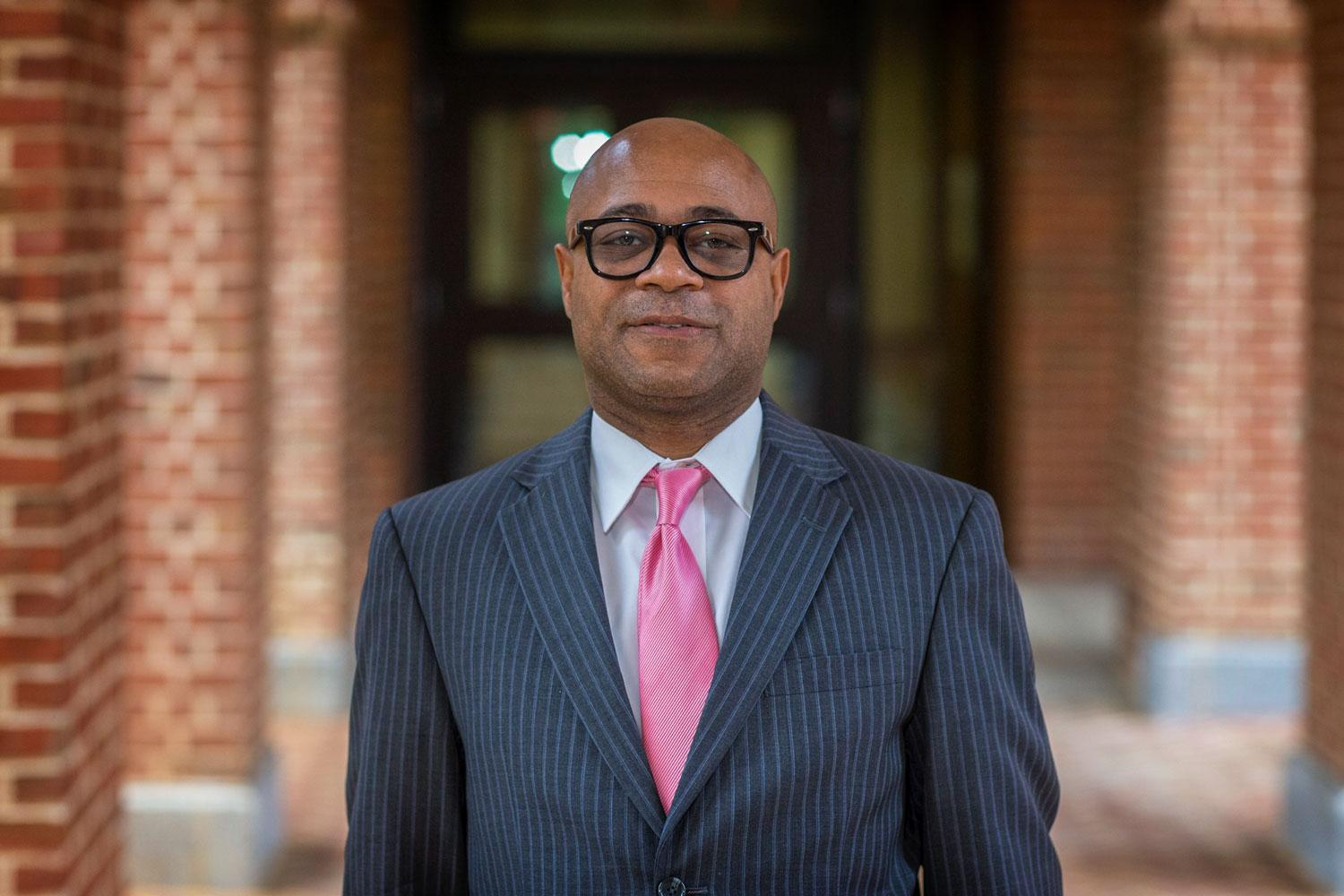 Curry School professor Derrick Alridge hopes to build a novel organization that will not only produce research, but also drive change on both local and national levels.