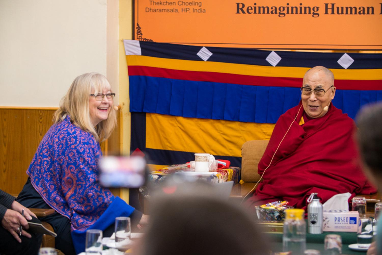 Dialogue With the Dalai Lama: A 15-Year Journey in