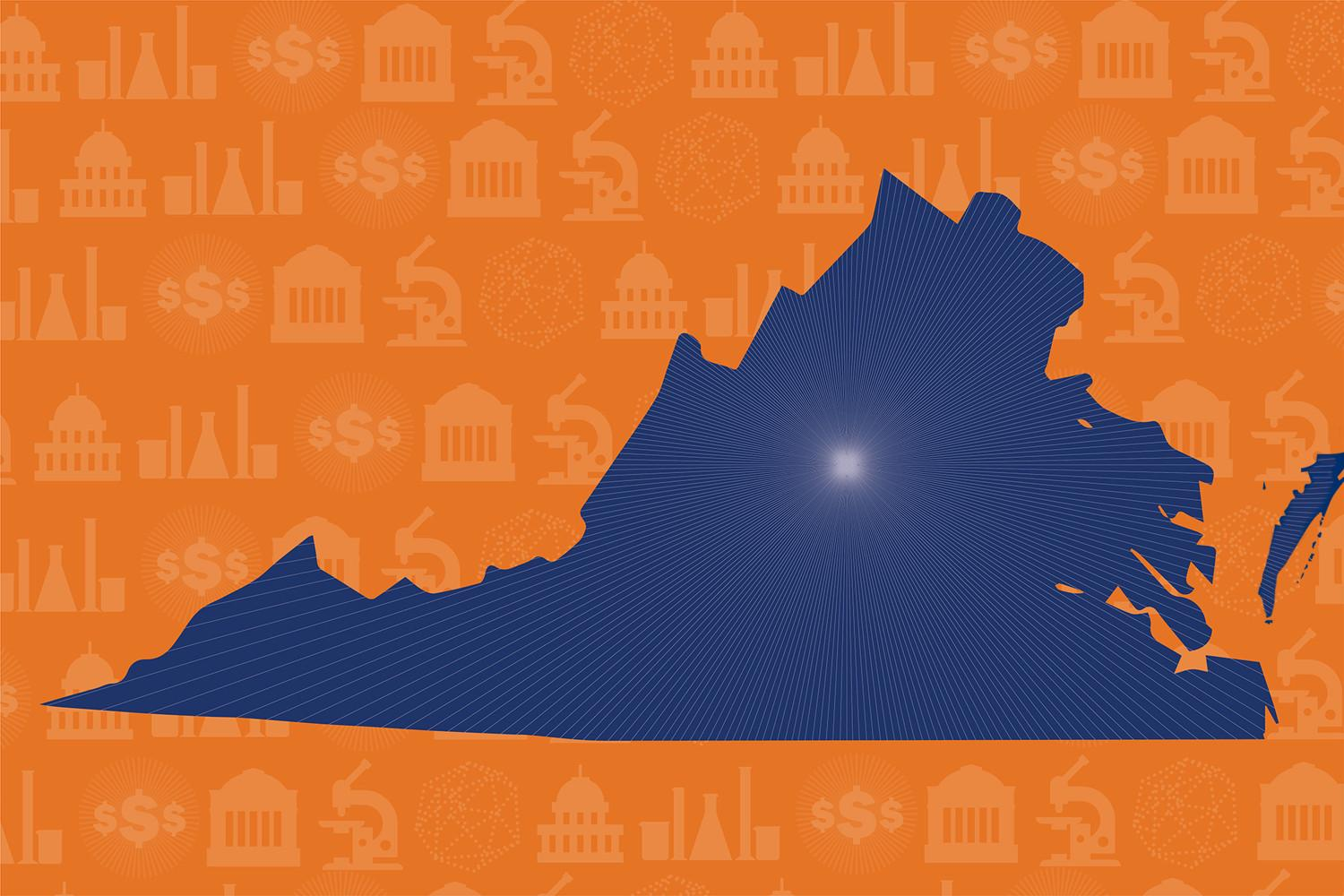 According to an independent study, UVA directly provides or indirectly supports one in every 76 jobs in Virginia.