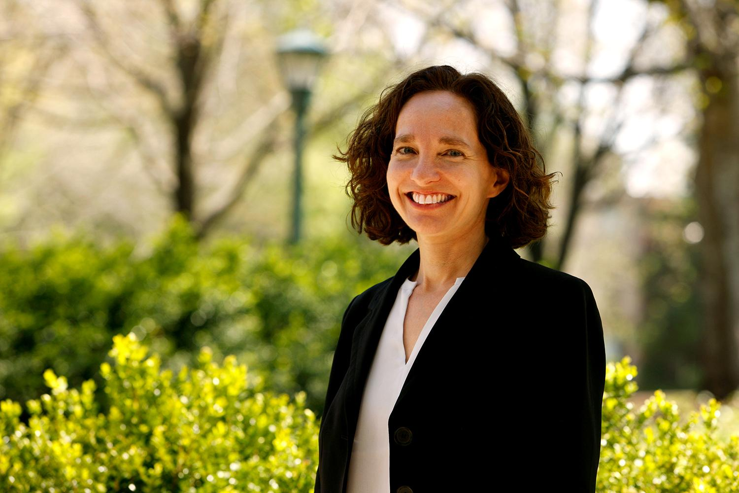 Risa Goluboff is the first woman named to the deanship in the almost 200-year history of the Law School.