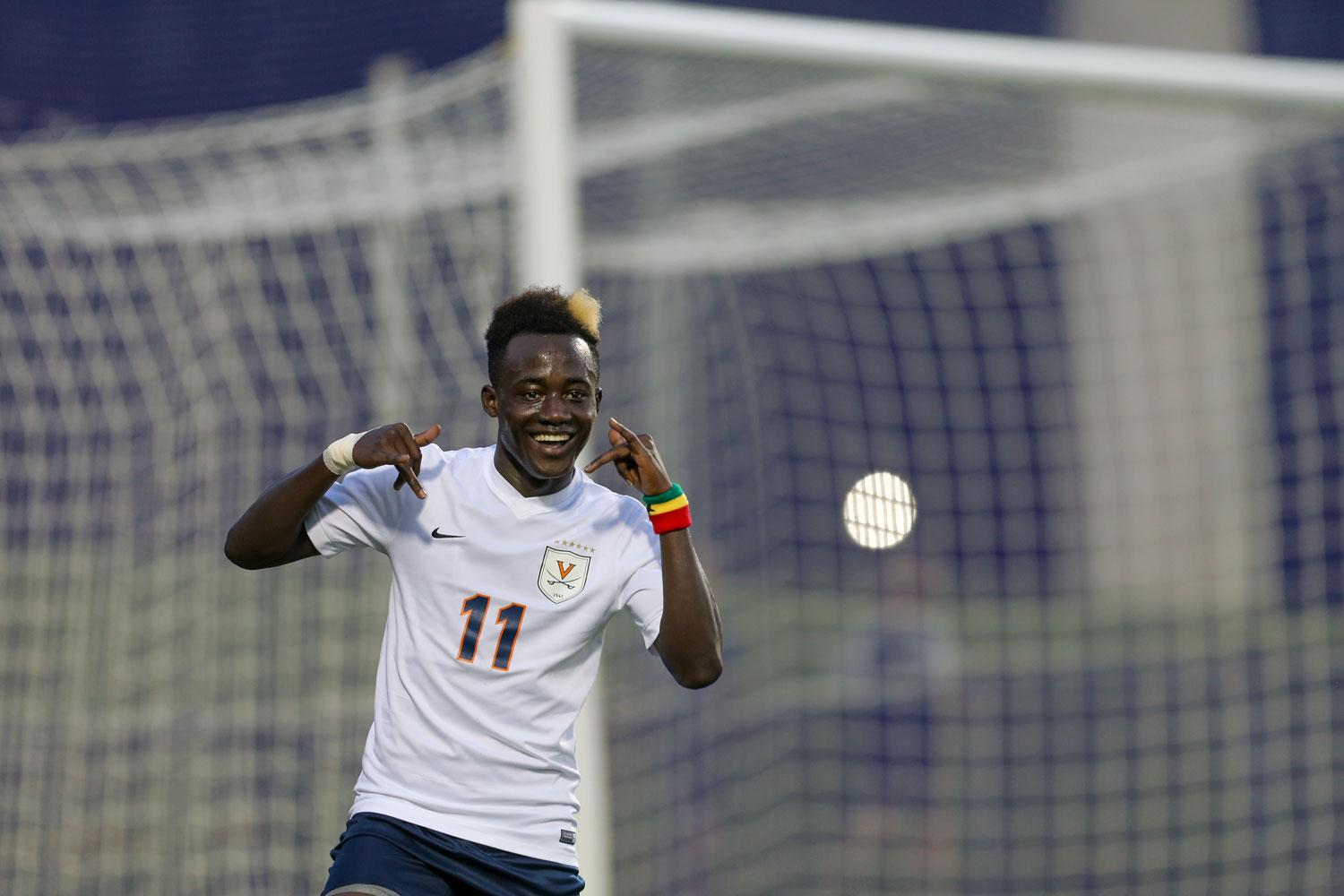 Soccer has taken Edward Opoku on a winding journey from Ghana to the Grounds of UVA.