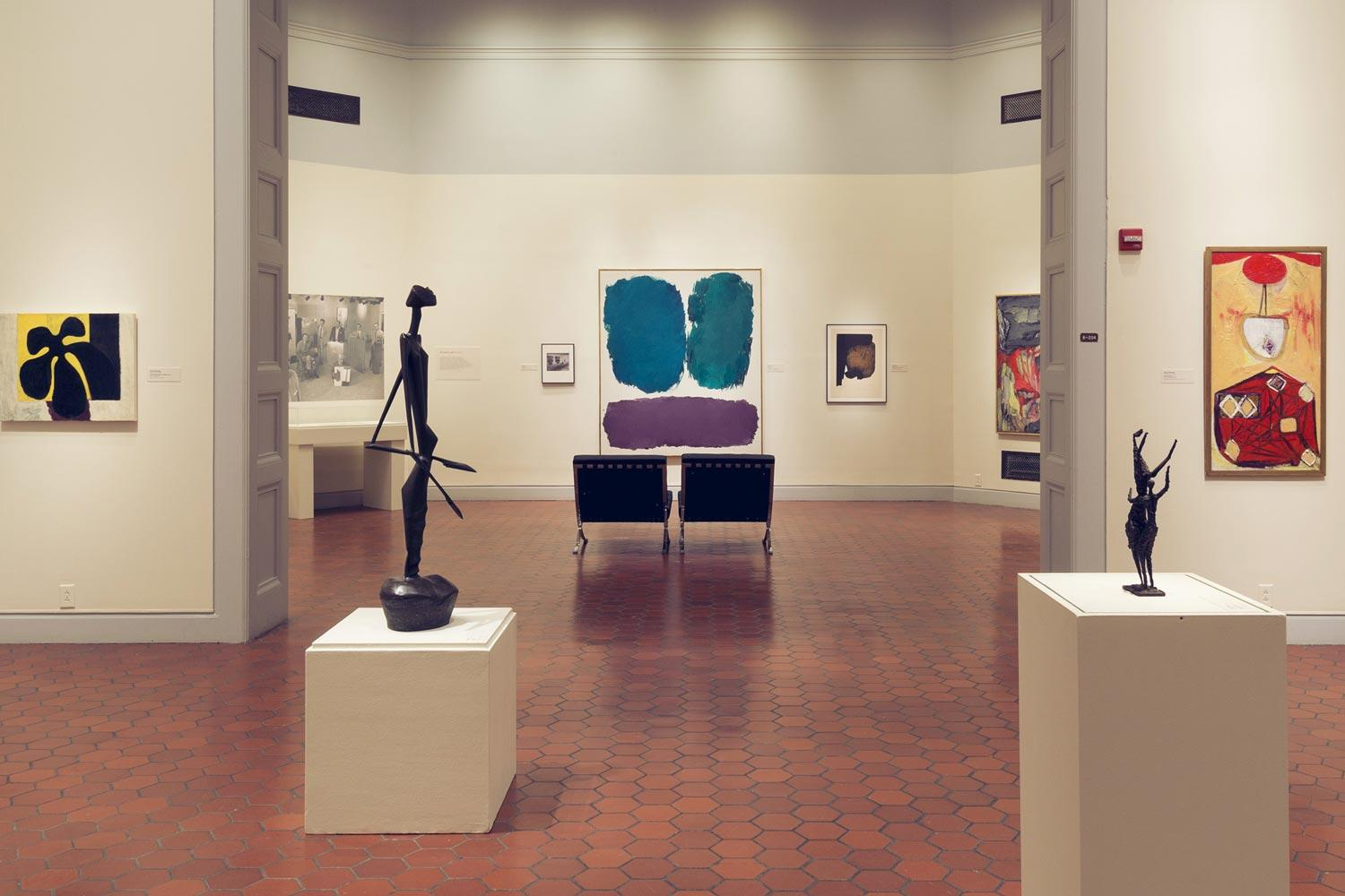"""Dealer's Choice: The Samuel Kootz Gallery 1945-1966"" is now on display at The Fralin."