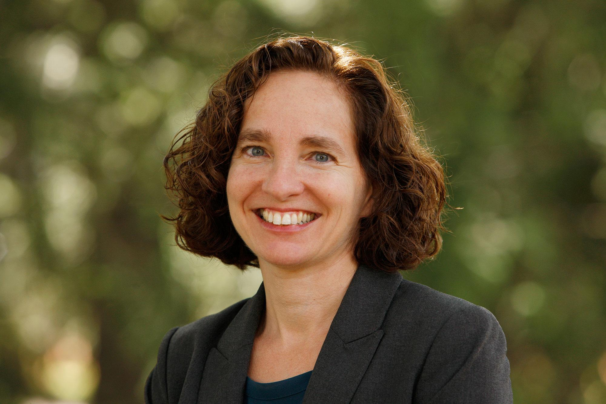 Risa Goluboff, who became dean of the School of Law on July 1, is a renowned legal historian specializing in civil rights.