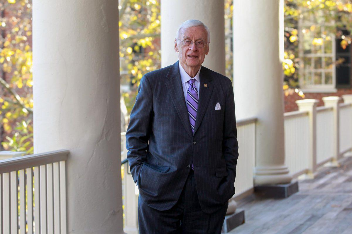 Gerald Baliles was the 65th governor of Virginia and built a long and successful career in public service.