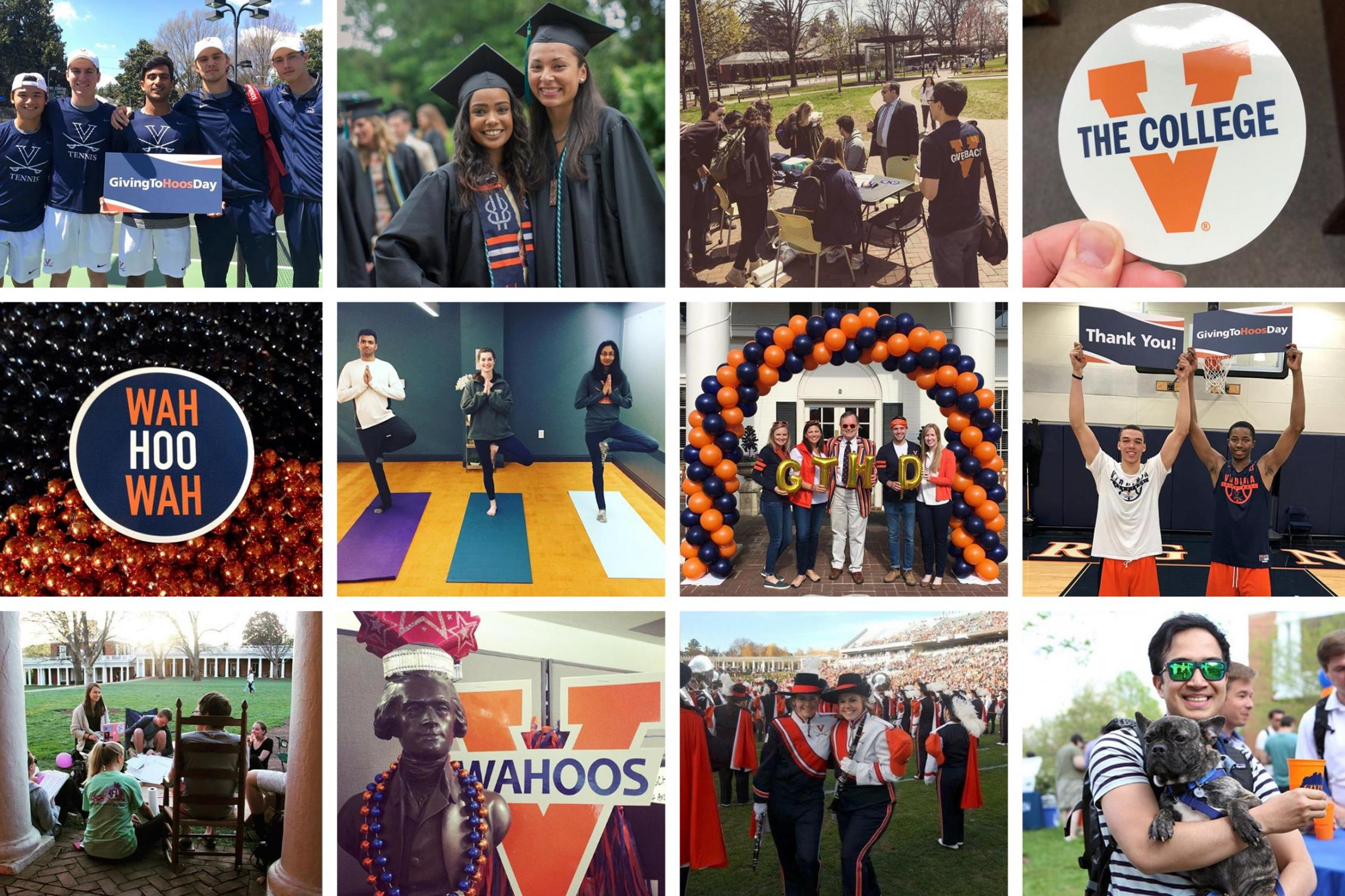 Fourth Annual 'Giving to 'Hoos Day' Targets $5M Goal