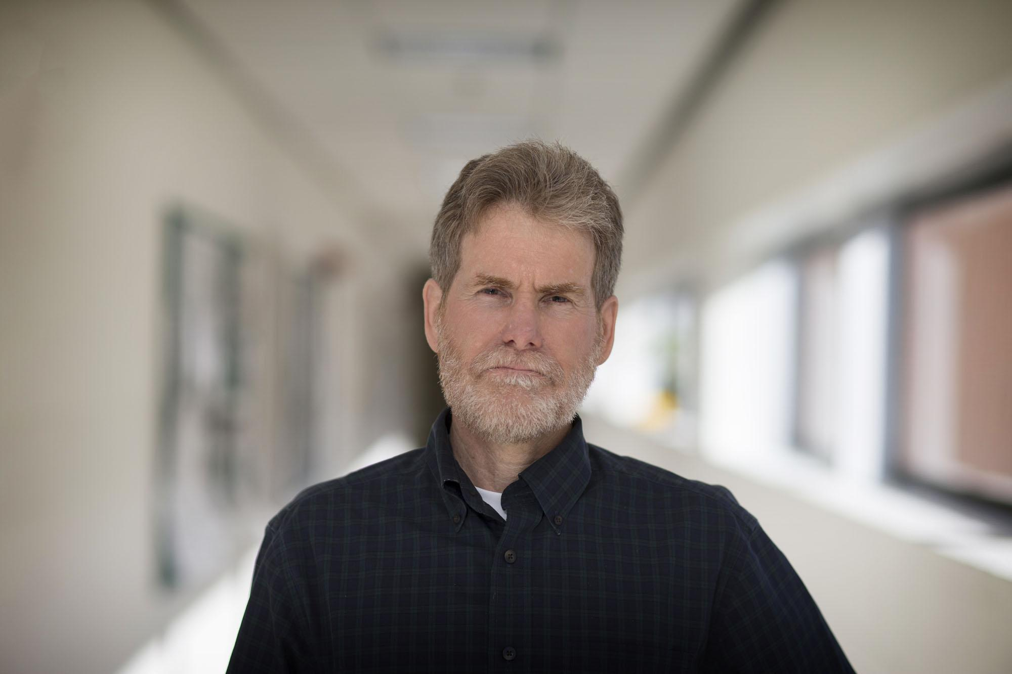 Gordon Laurie, a professor of cell biology in UVA's School of Medicine, has spent years studying the crucial proteins inside human tears.