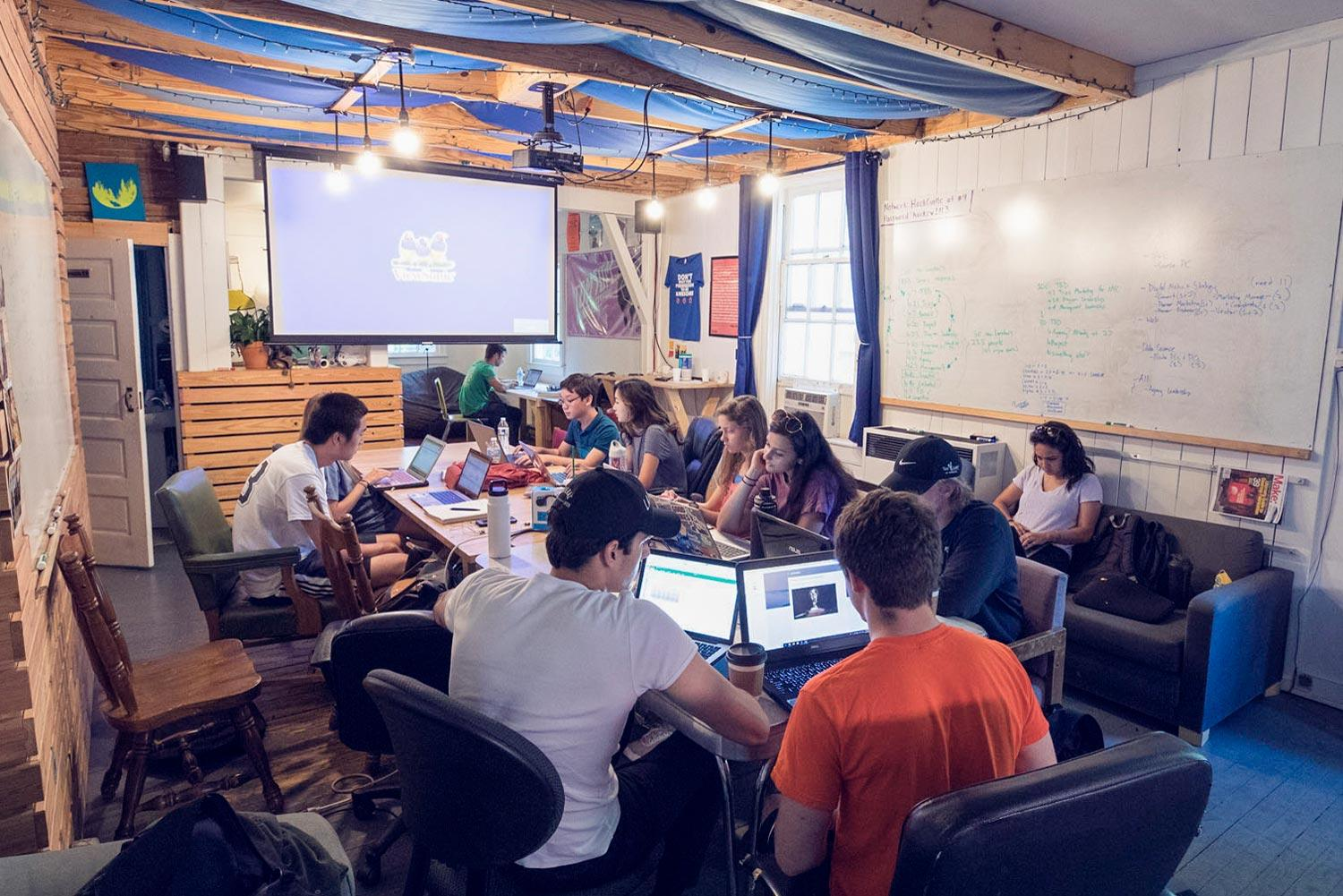 HackCville's new Elliewood Fellowships support 11 recent UVA graduates as they pursue their start-ups in Charlottesville's rich entrepreneurial ecosystem.