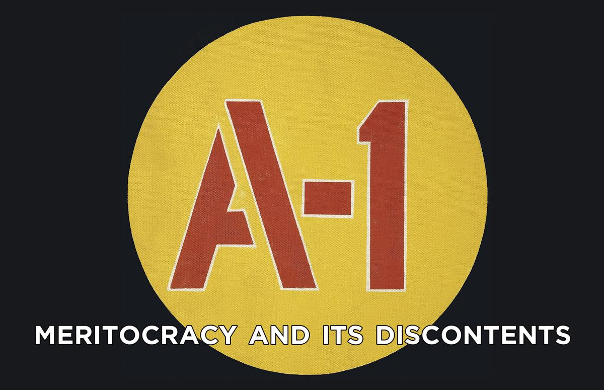 A-1, by Robert Indiana (b. 1928); private collection, photograph © Christie's Images/Bridgeman Images, © 2016 Morgan Art Foundation/Artists Rights Society (ARS), New York.