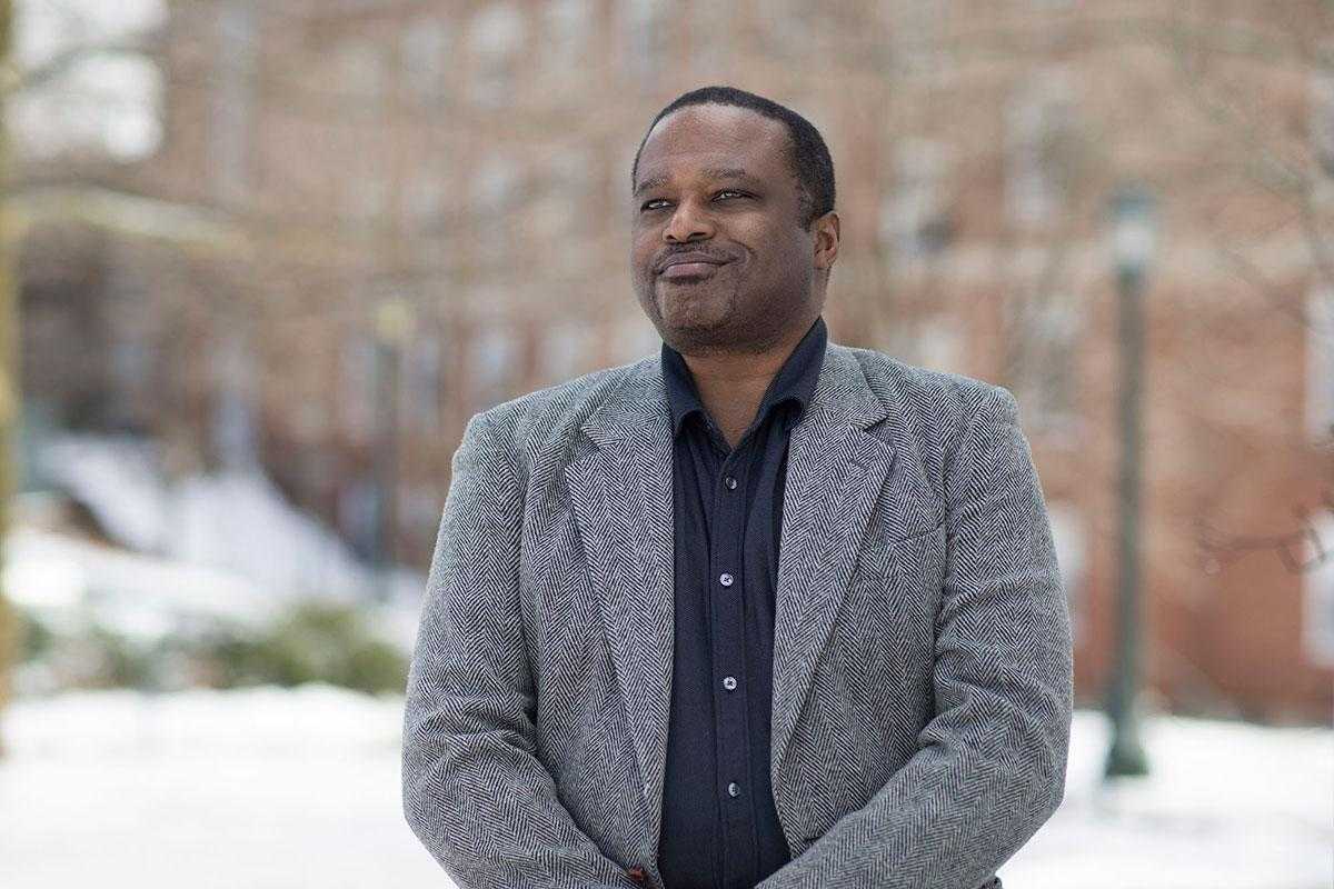 Jeffery Renard Allen, the newest professor in UVA's well-known Creative Writing Program, brings a wide international perspective on the writing life.