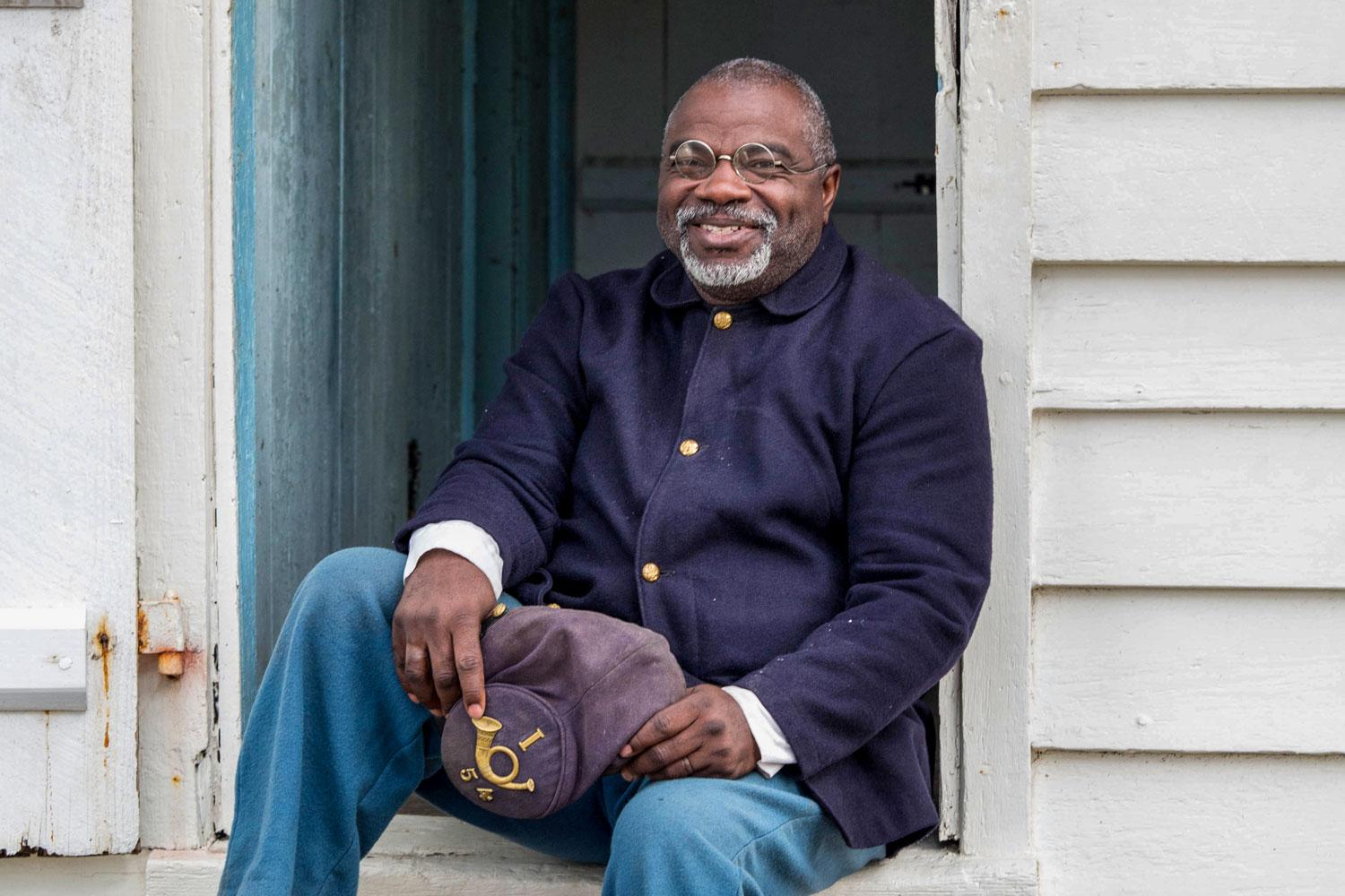 Joe McGill founded the Slave Dwelling Project to serve as a clearinghouse for the identification of extant slave dwellings across the country and resources to document and preserve them.