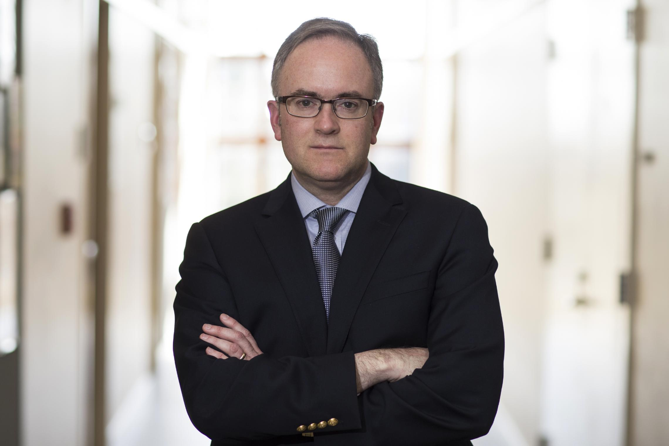 John Owen is the University's Taylor Professor of Politics and an expert in foreign policy and political Islam.