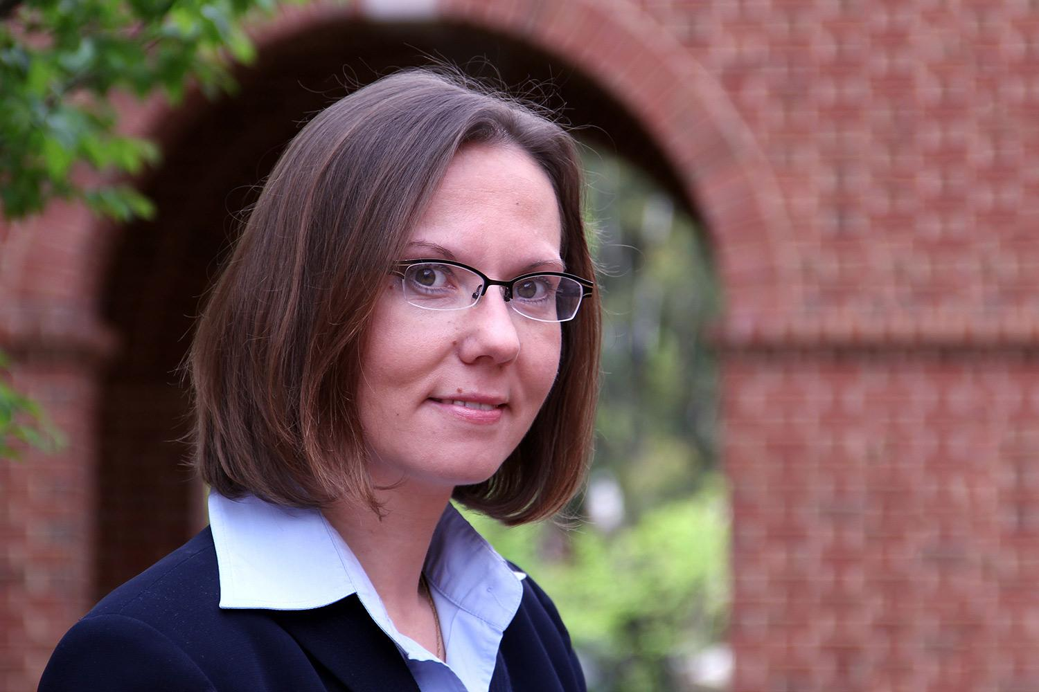 "Josipa Roksa, co-author of ""Academically Adrift"" and ""Aspiring Adults Adrift,"" recently published ""Improving Quality in American Higher Education."""