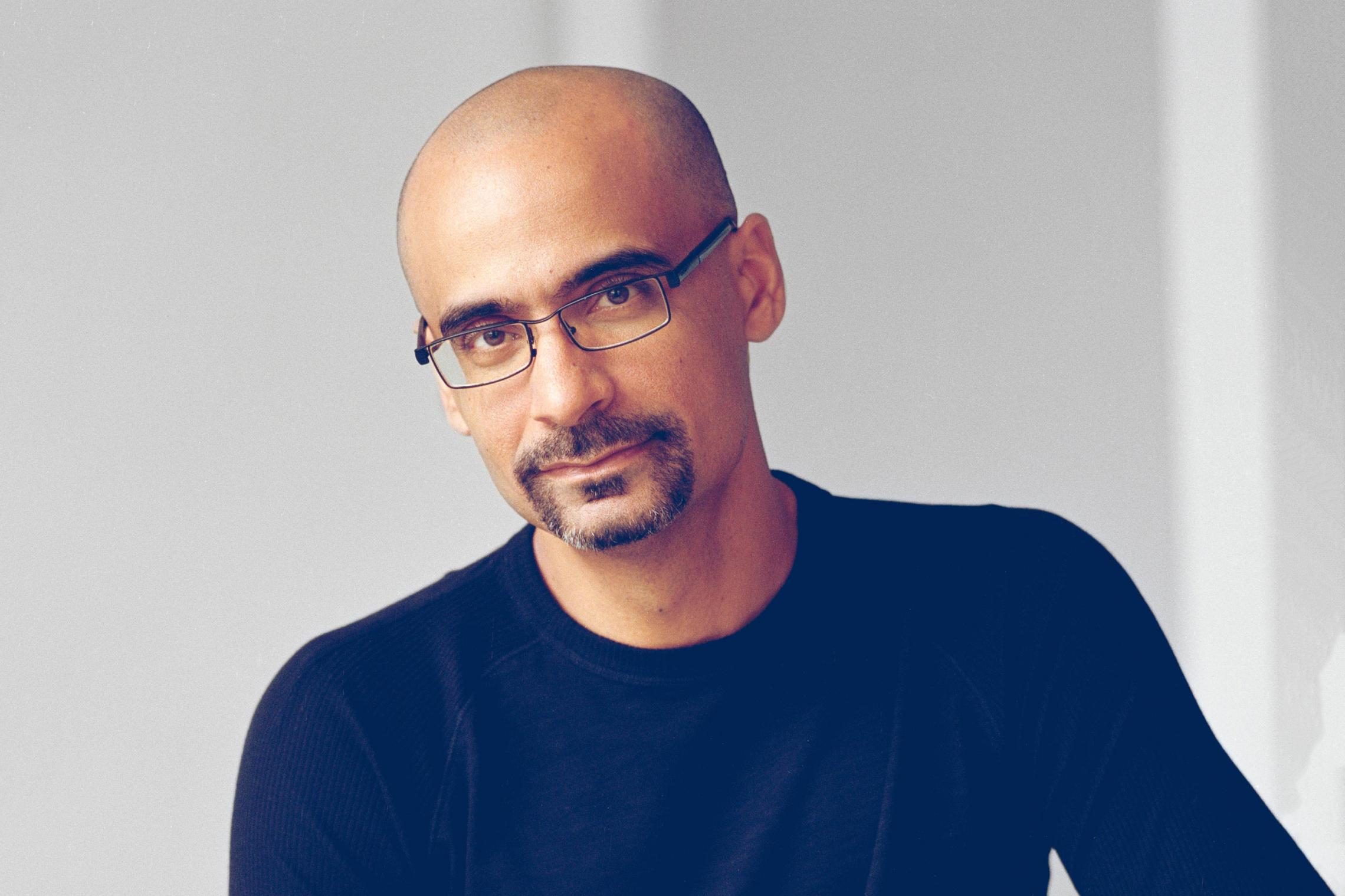 Junot Díaz will be UVA's fourth Kapnick Distinguished Writer-in-Residence from Jan. 23 to Feb. 11.