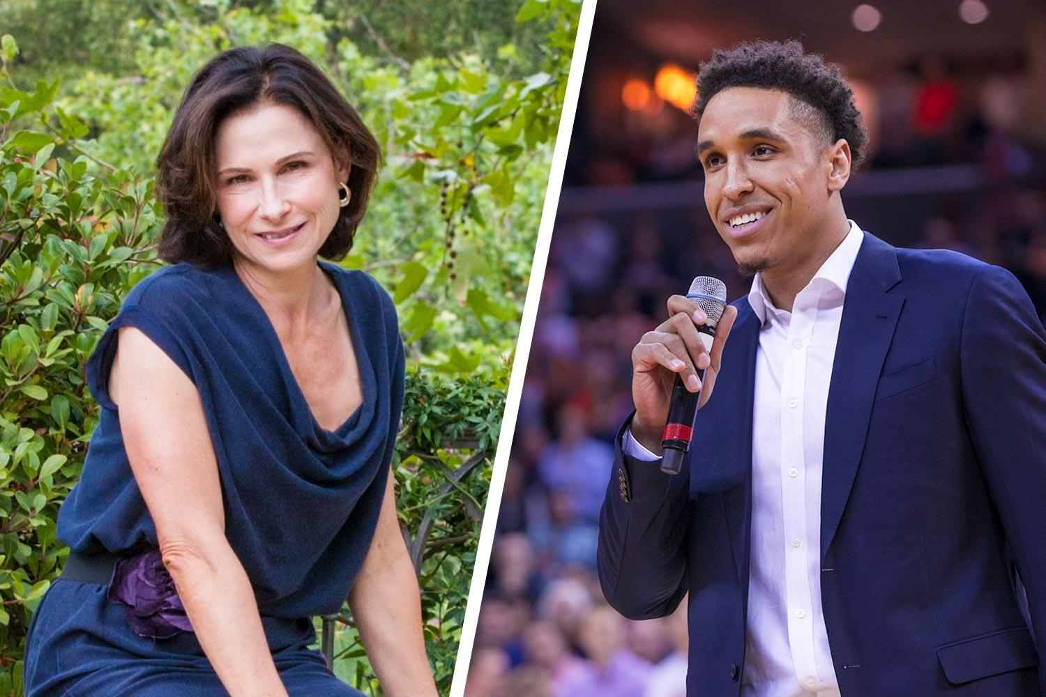 Alumni Martha Karsh and Malcolm Brogdon will play key roles in advancing UVA's campaign, which begins its public phase next fall.
