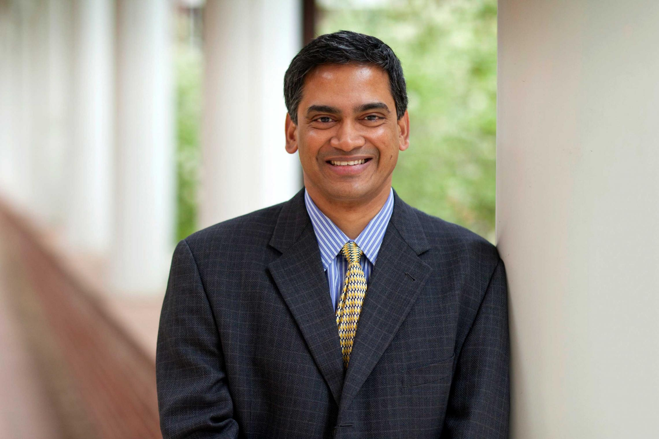 Kodi Ravichandran, a professor in UVA's Department of Microbiology since 1996, recently received an $8 million grant to extend and expand his research into Belgium.