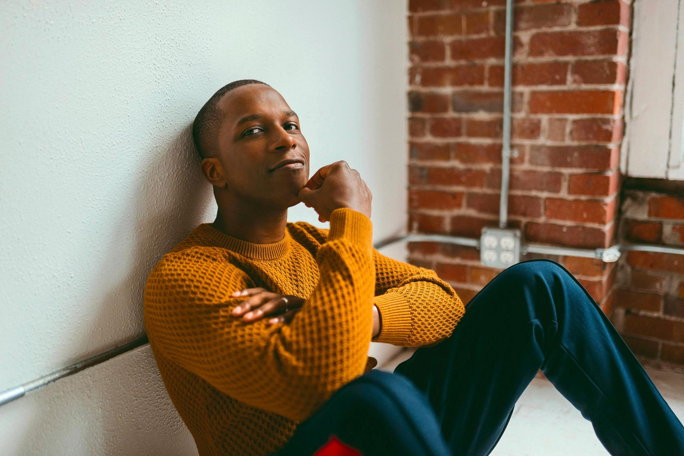 Leslie Odom Jr. will speak Jan. 19 at UVA's John Paul Jones Arena. (Contributed photo)