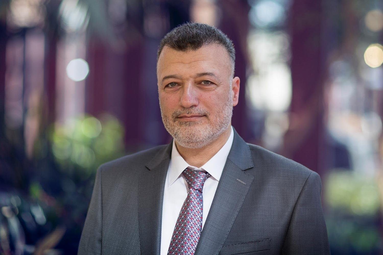 Syrian trauma surgeon Dr. Mahmoud Hariri will speak Wednesday at 8 a.m. at the UVA Health System's McKim Hall.