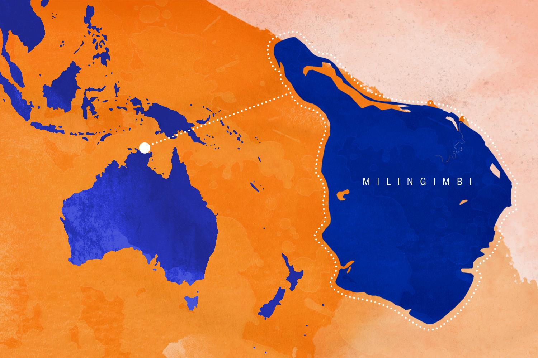 Map Of Australia For Students.Uva Student Director Attend Rare Aboriginal Art Makarrata In