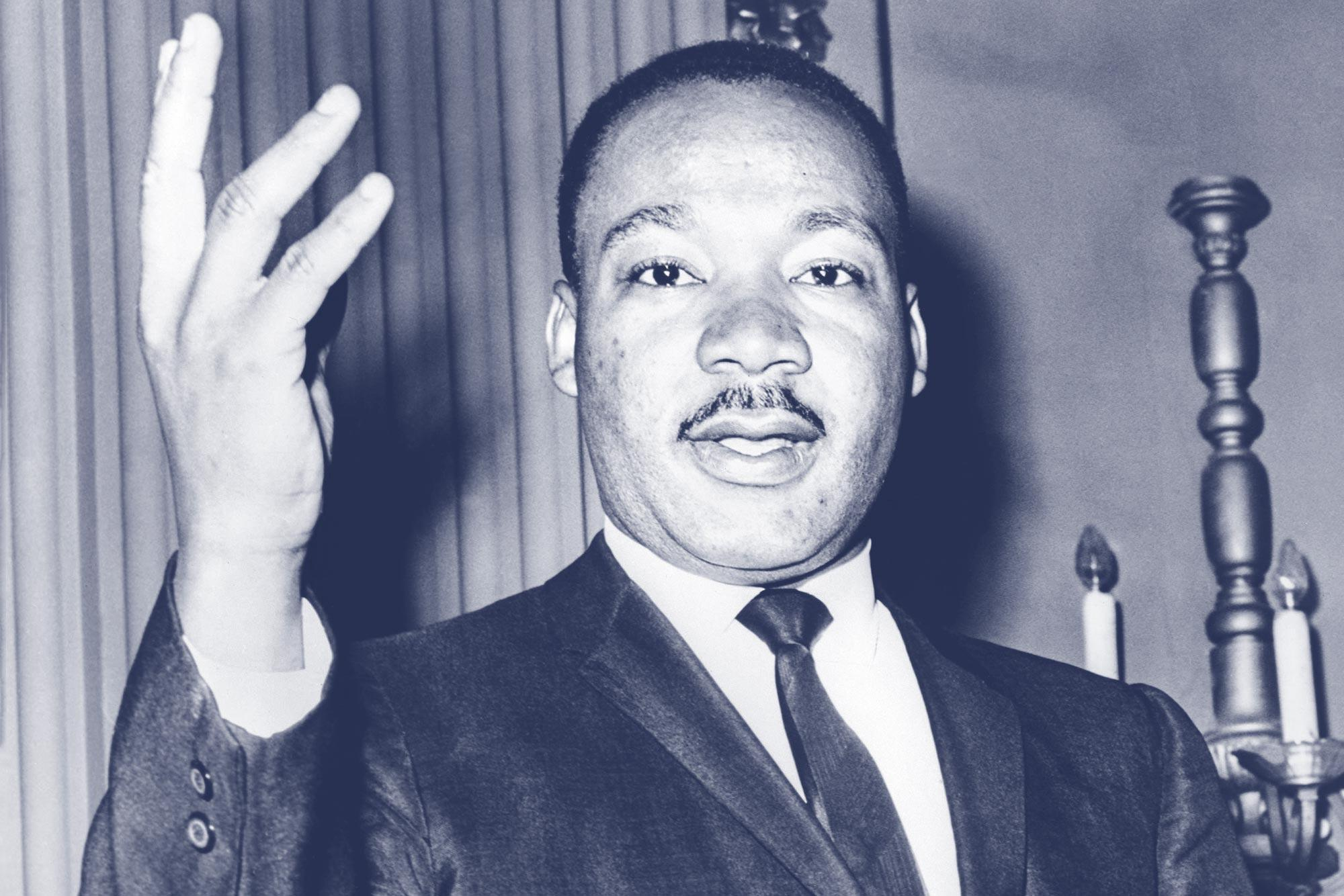 Events honoring the legacy of Martin Luther King Jr. will be held from Jan. 15 through Jan. 29.
