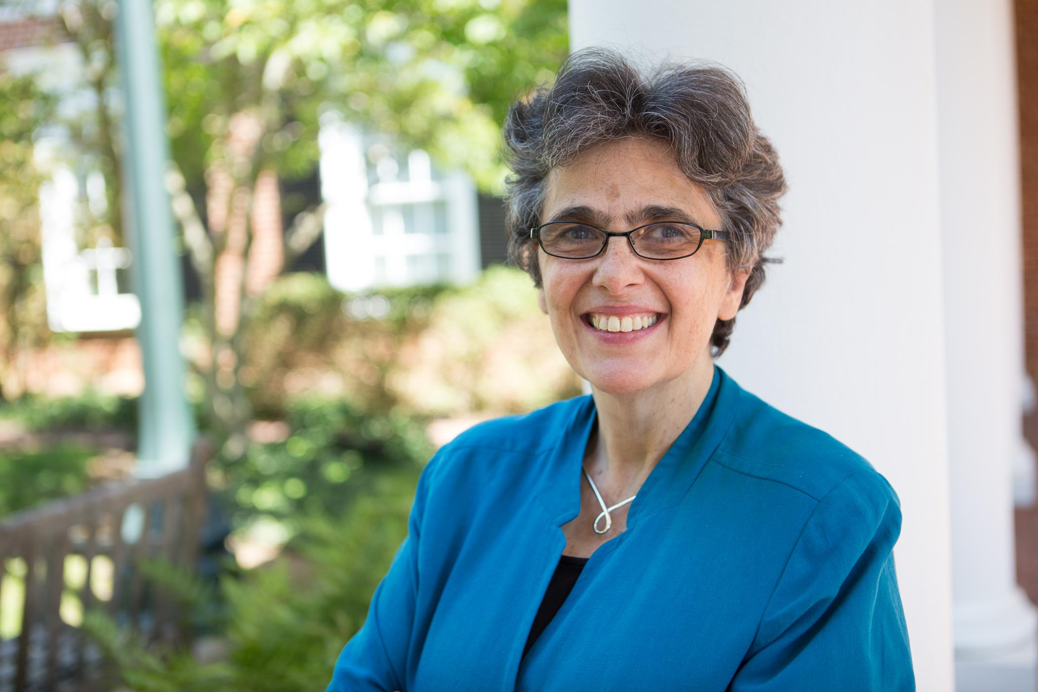 Mary Gentile joined the Darden faculty in September.