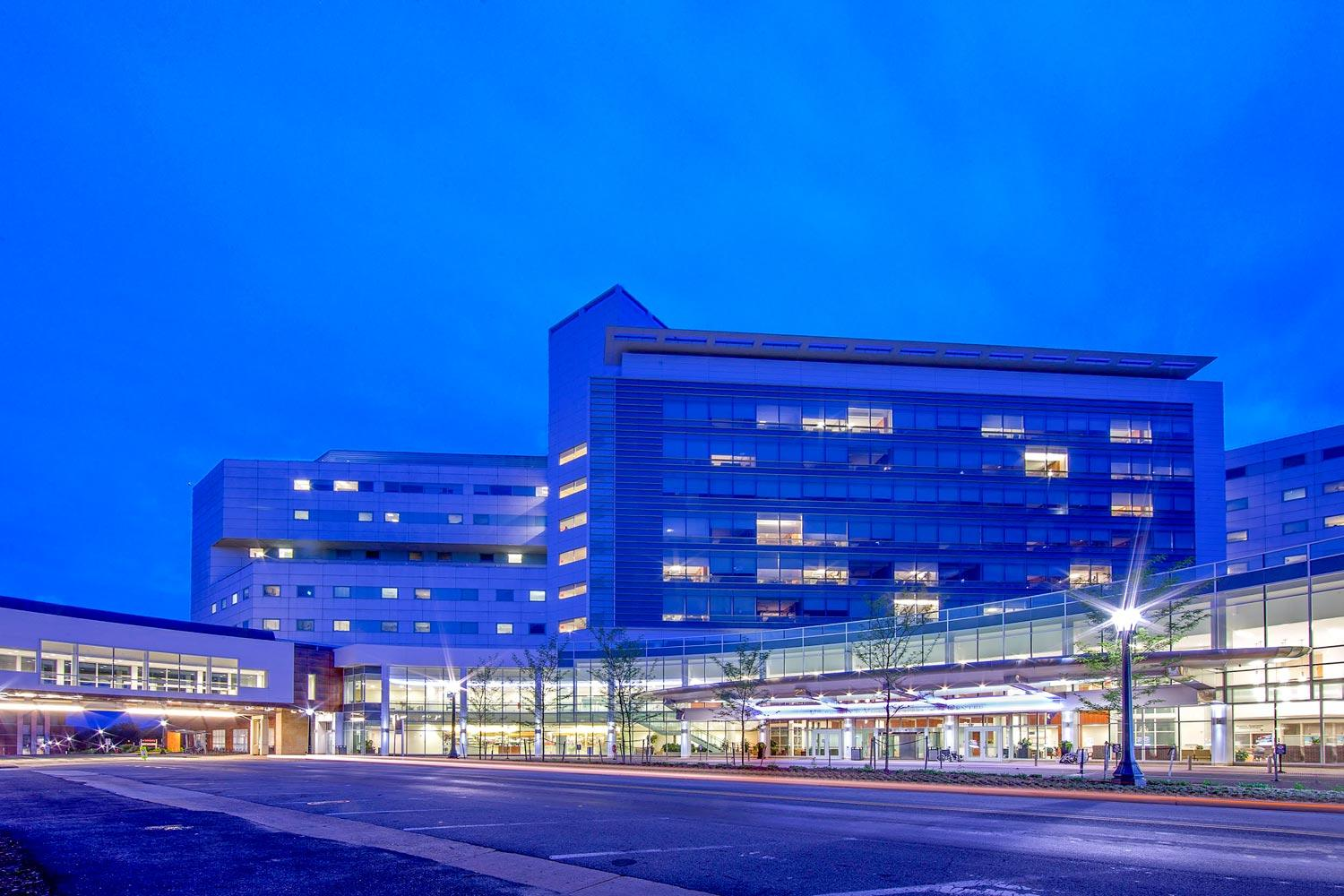 UVA Honored on National '100 Great Hospitals' List